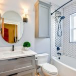 Wonderful Small Bathroom Tile Ideas to Use
