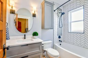 Small bathroom tile ideas
