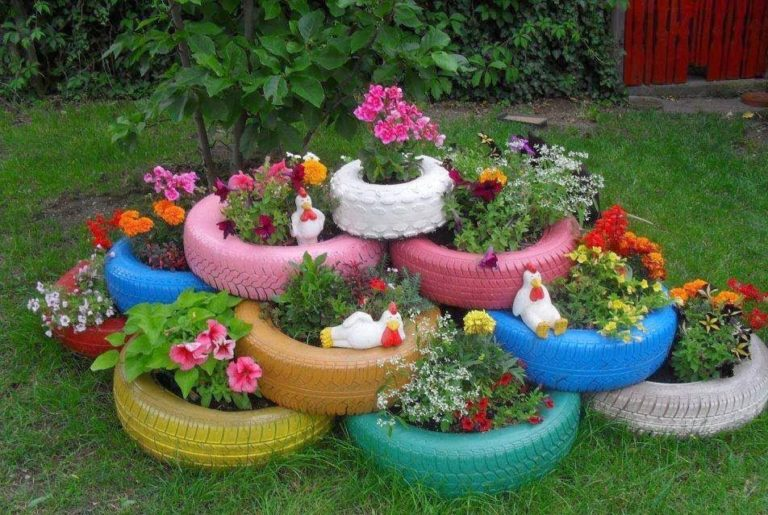 Tiered Planting