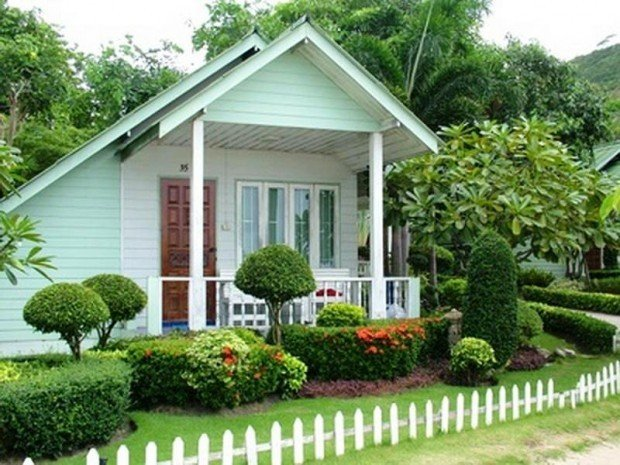 Boxwood Small Front Yard Ideas