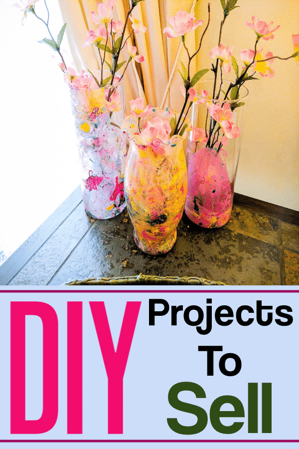 DIY projects to sell