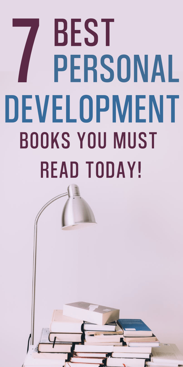 7 Personal Development Books