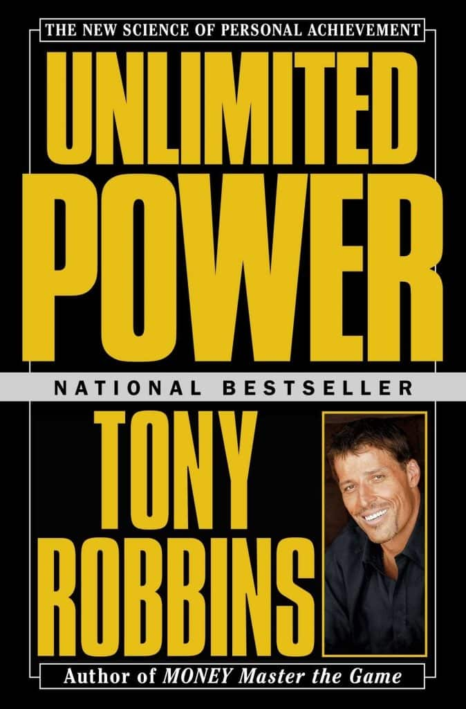 Unlimited Power Personal Development Books