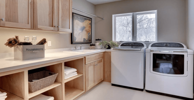 10 Laundry Room Organization Ideas