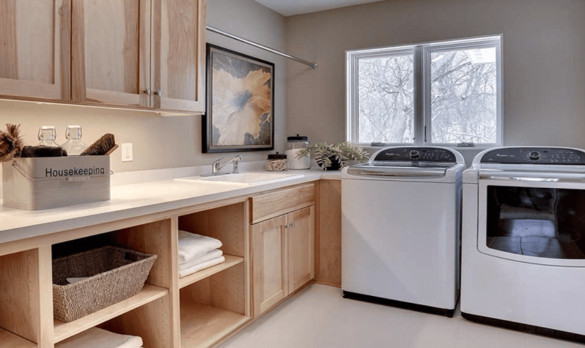 10 Best Laundry Room Organization Ideas